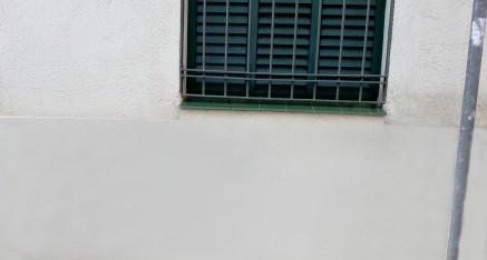 Capil·laritat en una façana - Després