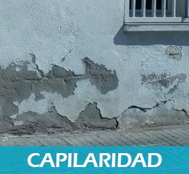 Capilaridad - Servicio soluciones antihumedad